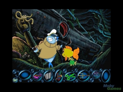 FREDDI FISH 2: THE CASE OF THE HAUNTED SCHOOL HOUSE image
