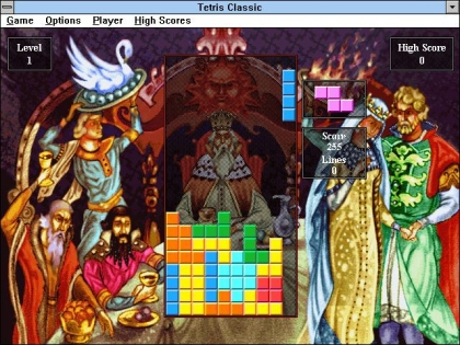 TETRIS CLASSIC - Windows 3 x (Windows 3 1x) rom download