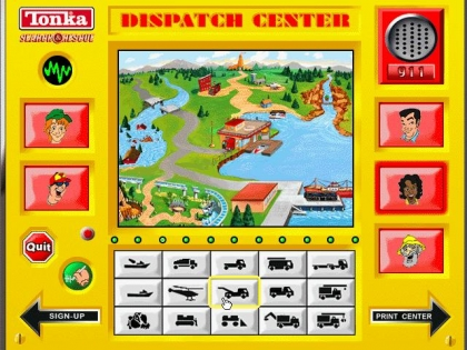 TONKA SEARCH & RESCUE image