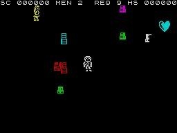 HANDY ANDY (CLONE) - ZX Spectrum (TAP) rom download