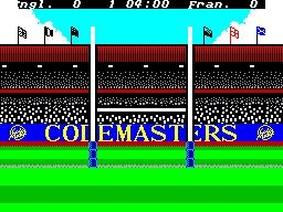INTERNATIONAL RUGBY SIMULATOR image