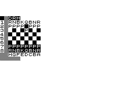 1K ZX Chess (Artic).A.Chess Queen image