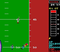 10-Yard Fight '85 (US, Taito license) image