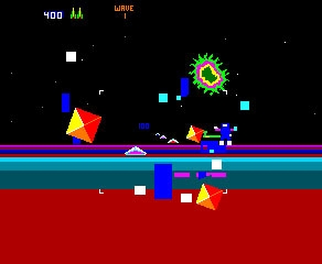 Blaster (conversion kit) - MAME 0 139u1 (MAME4droid) rom download