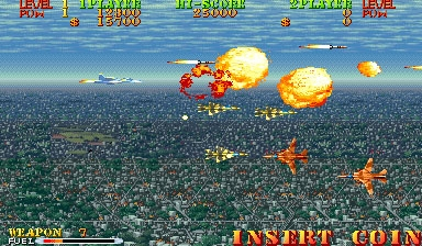 Carrier Air Wing (USA 901012) - MAME 0 139u1 (MAME4droid) rom