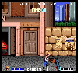 Double Dragon Us Set 2 Mame 0 139u1 Mame4droid Rom Download Wowroms Com
