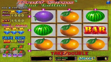 Fruit Bonus 2nd Edition (Version 1.5) image