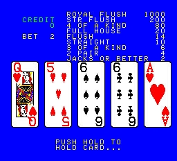 Golden Poker Double Up Mini Boy Mame 0 139u1 Mame4droid Rom Download Wowroms Com Start Download