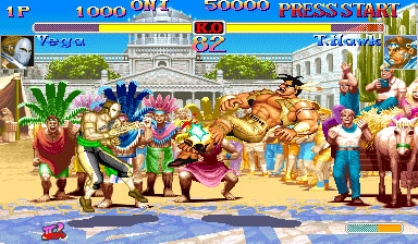 Hyper Street Fighter II: The Anniversary Edition (Asia 040202