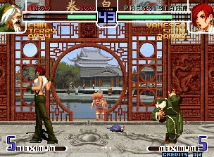 The King of Fighters 2002 Magic Plus (bootleg) image