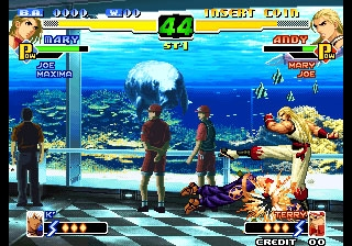The King Of Fighters 2000 Not Encrypted Mame 0 139u1 Mame4droid