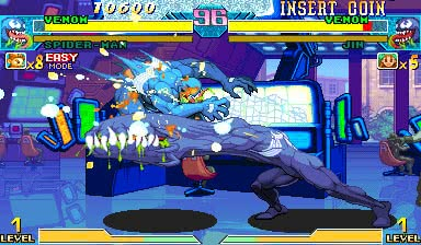 Marvel Vs  Capcom: Clash of Super Heroes (Euro 980123