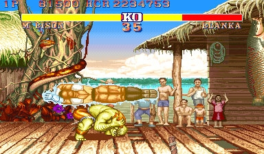 Street Fighter II': Champion Edition (YYC, bootleg) image