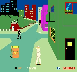 Shoot Out (Japan) image