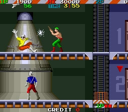 Super Ranger (v2 0) - MAME 0 139u1 (MAME4droid) rom download