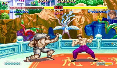 Super Street Fighter II Turbo (Asia 940223) - MAME 0 139u1