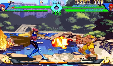 X-Men Vs. Street Fighter (Asia 961023) image