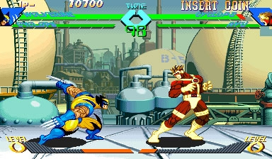 X-Men Vs. Street Fighter (Hispanic 961004) image