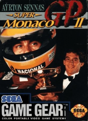 AYRTON SENNA'S SUPER MONACO GP II [USA] (BETA) image