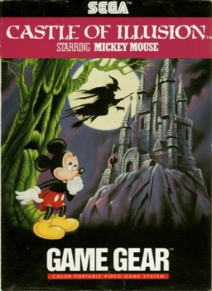 CASTLE OF ILLUSION STARRING MICKEY MOUSE [USA] image