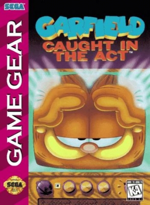 [Análise Retro Game Especial] - Garfield Caugth In The Act - Mega Drive Garfield+-+Caught+in+the+Act+(USA,+Europe)-image