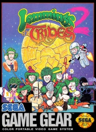 LEMMINGS 2 - THE TRIBES image
