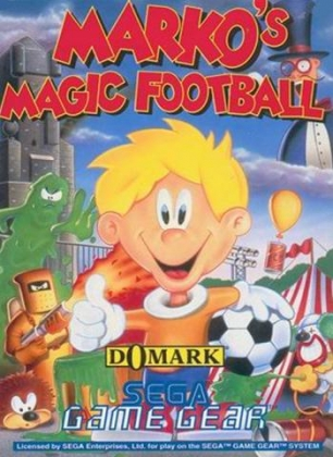 4769b6477 Risk  USA  · Sega Genesis MegaDrive. MARKO S MAGIC FOOTBALL  EUROPE  image
