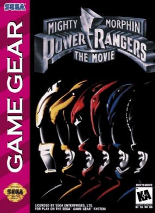 MIGHTY MORPHIN POWER RANGERS - THE MOVIE [USA] image