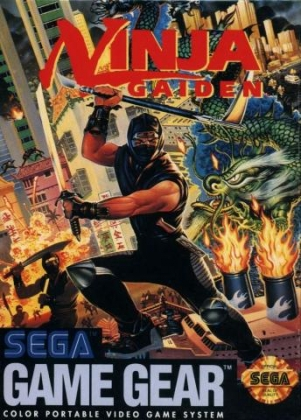 Ninja Gaiden Usa Sega Game Gear Gg Rom Download Wowroms Com