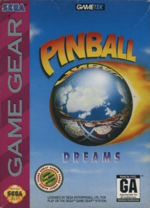PINBALL DREAMS [USA] image