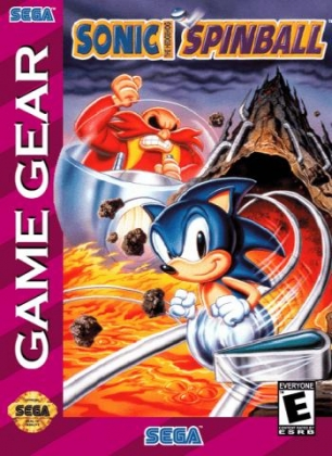 Sonic Spinball Usa Sega Game Gear Gg Rom Download Wowroms Com