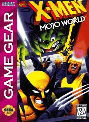 db4fc72e8 X-MEN   MOJO WORLD  USA  - Sega Game Gear (GG) rom download ...