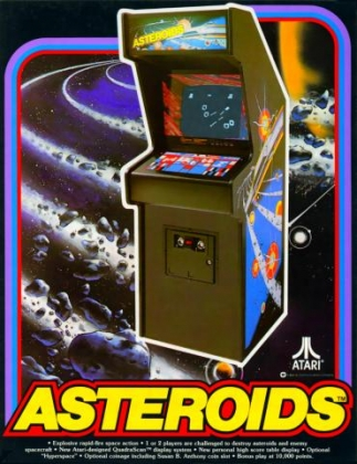 ASTEROIDS (CLONE) - MAME 0 37b5 (MAME4ALL) rom download