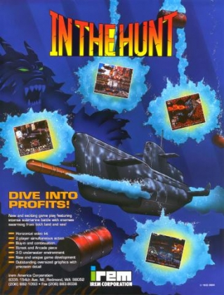 IN THE HUNT image