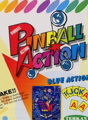 PINBALL ACTION - MAME 0 37b5 (MAME4ALL) rom download
