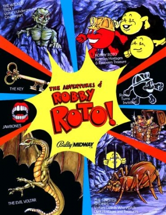THE ADVENTURES OF ROBBY ROTO! image