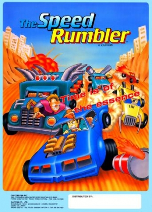 THE SPEED RUMBLER (CLONE) image