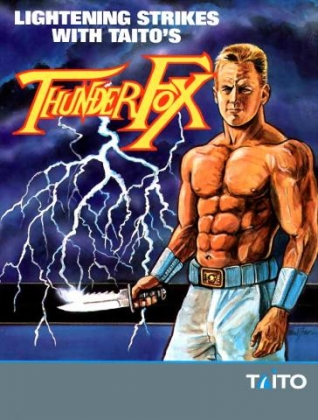 THUNDER FOX image