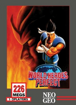 WORLD HEROES PERFECT image