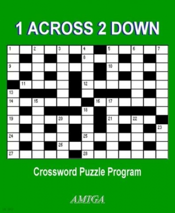 1 ACROSS 2 DOWN image