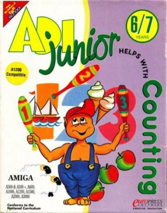 ADI JUNIOR HELPS WITH COUNTING - 6-7 YEARS image
