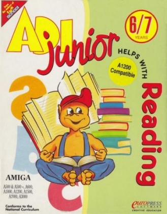 ADI JUNIOR HELPS WITH READING - 6-7 YEARS image