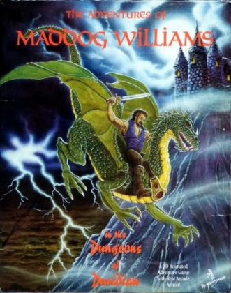 THE ADVENTURES OF MADDOG WILLIAMS IN THE DUNGEONS image