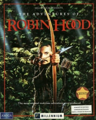 THE ADVENTURES OF ROBIN HOOD image