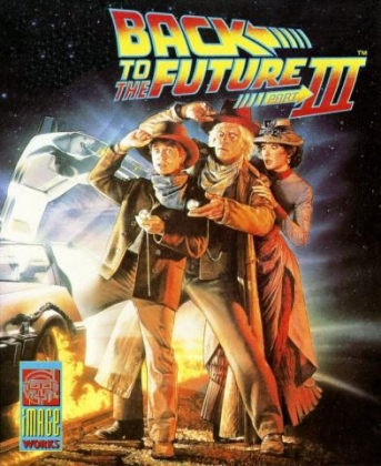 BACK TO THE FUTURE PART III image