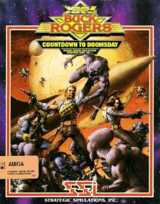 BUCK ROGERS : COUNTDOWN TO DOOMSDAY image