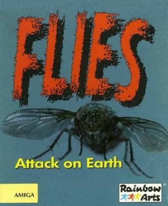 FLIES - ATTACK ON EARTH image