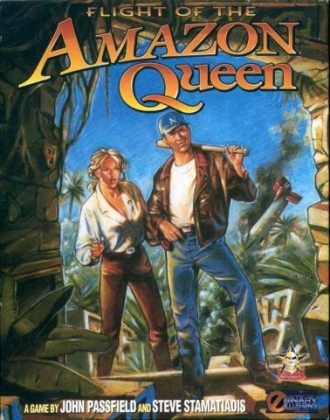 FLIGHT OF THE AMAZON QUEEN image