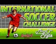 logo Emulators INTERNATIONAL SOCCER CHALLENGE