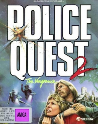POLICE QUEST 2 : THE VENGEANCE image